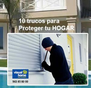 Diez consejos para proteger su vivienda en verano