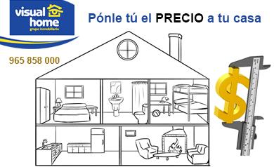 El precio que vende tu piso o apartamento