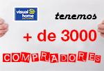 En Visual-Home más de 3000 compradores para tu piso en Benidorm
