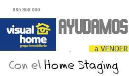 El Home Staging ha llegado a Benidorm con Visual-Home
