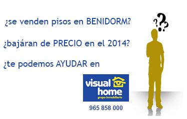 El precio de la vivienda en Benidorm: ¿bajará, se estabilizará o subirá en el 2014?