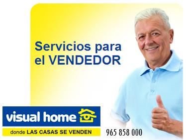Servicios de Visual-Home para el Vendedor