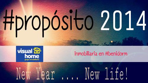 Año nuevo, casa nueva en benidorm