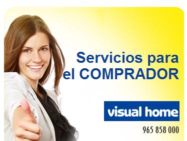 Servicios de Visual-Home para el Comprador