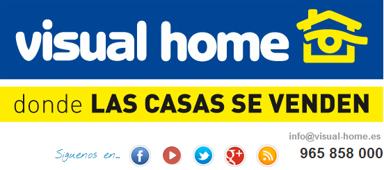¡¡ Hoy, Estrenamos Web de Visual-Home en ☻Benidorm☻ !!