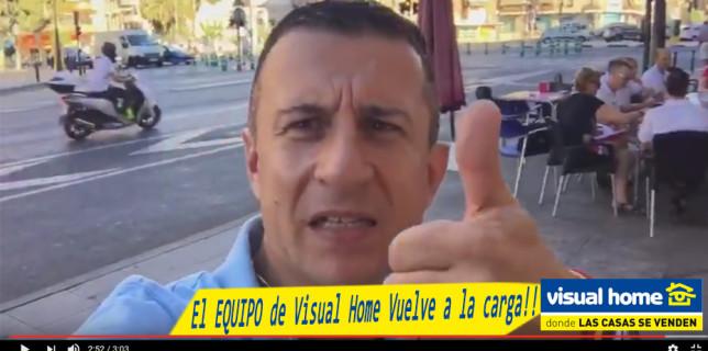 VISUAL HOME VENTA DE APARTAMENTOS EN BENIDORM