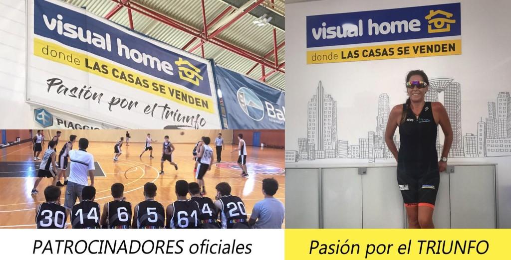 Visual Home – Patrocinadores del Deporte en Benidorm