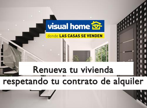 Cómo renovar tu apartamento en #Benidorm respetando el contrato de alquiler