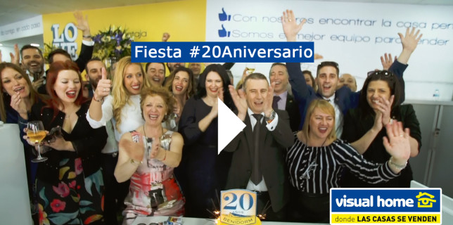 fiesta 20 aniversario visual home