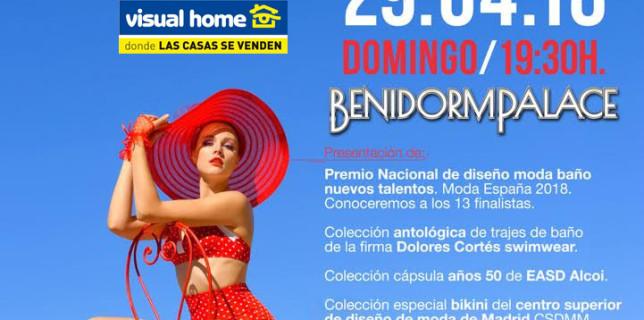 MFB 65 aniversario del bikini en benidorm visual home